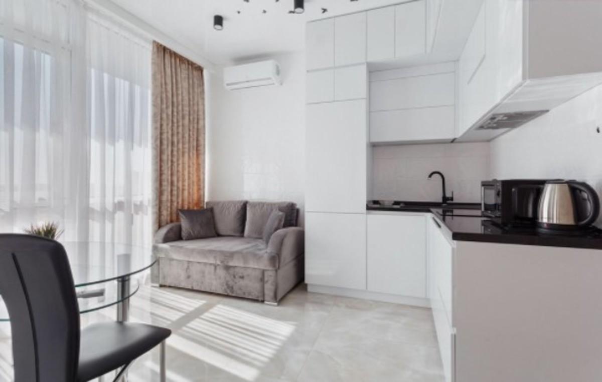 продам 1-комнатную квартиру Одесса, ул.Генуэзская - Фото 5